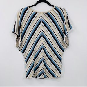 Rampage Tops - Rampage | Striped Top